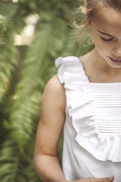 Cyrillus - Tenue de cortège et de cérémonie de mariage pour les enfants - Blog mariage : La mariée aux pieds nus