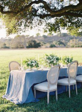 Comment imaginer vos décors de table - Un article à découvrir sur le blog mariage www.lamarieeauxpiedsnus.com