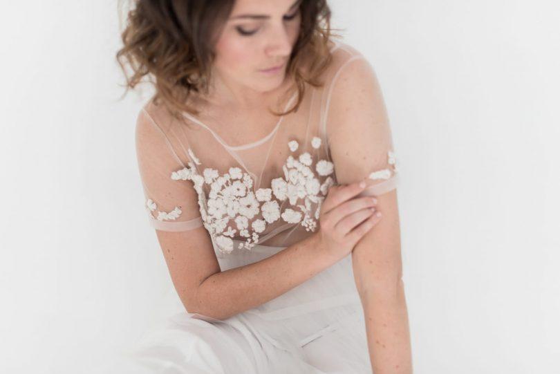 Delicate woman - Un mariage en rose et blanc dans un loft