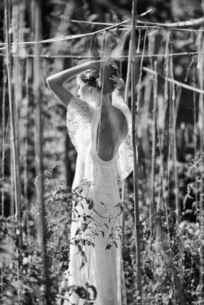 Delphine Manivet - robes de mariée - Collection 2016 - Modele Landrin - 3050€ - A découvrir sur le blog mariage La mariée aux pieds nus