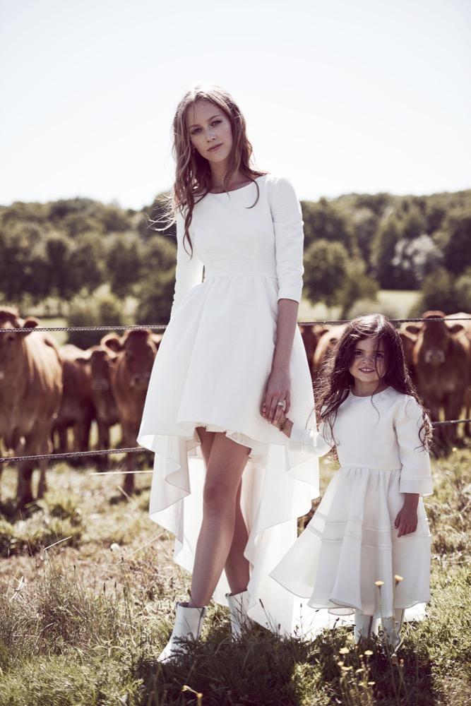 Delphine Manivet - robes de mariée - Collection 2016 - Modele Florent - 2200€- A découvrir sur le blog mariage La mariée aux pieds nus