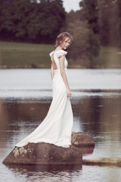 Delphine Manivet - robes de mariée - Collection 2016 - Modele Arpade - 2850€ - A découvrir sur le blog mariage La mariée aux pieds nus