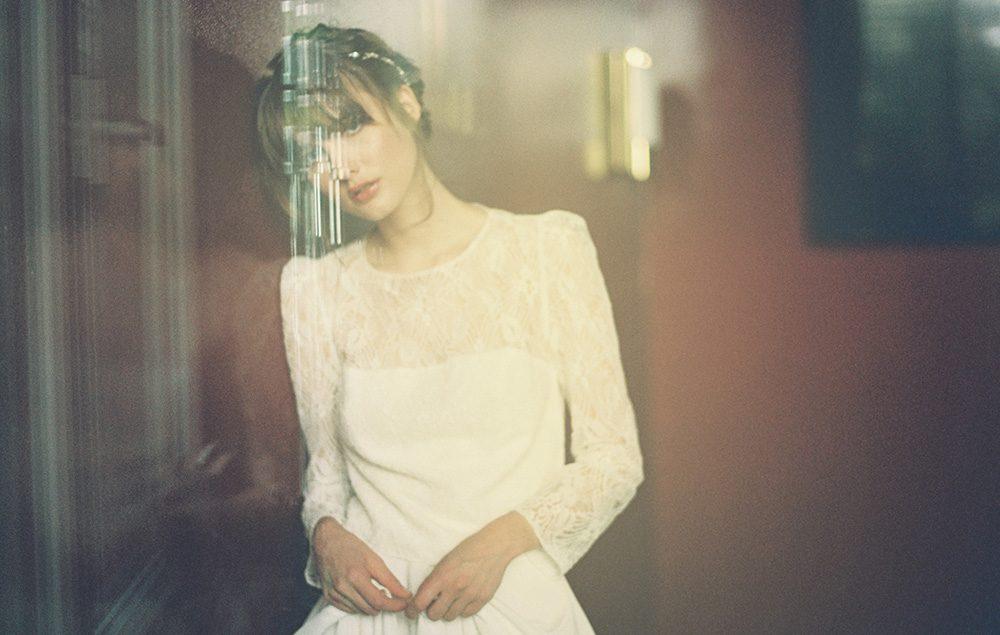 Donatelle Godart - Robes de mariée - Collection 2018 - Blog mariage : La mariée aux pieds nus