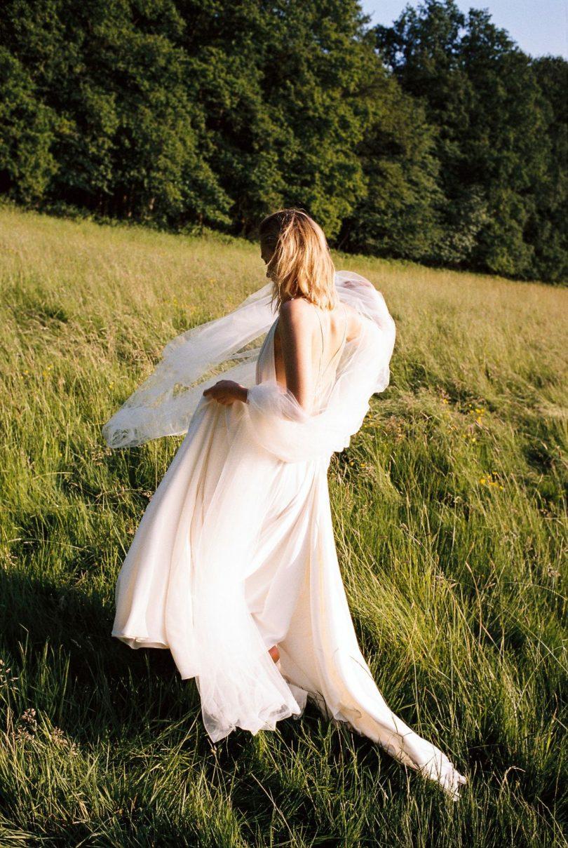 Donatelle Godart - Robes de mariée - collection 2020 - Blog mariage : La mariée aux pieds nus