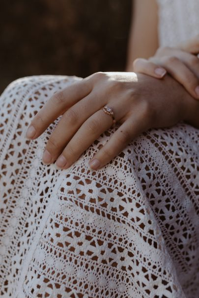 Eleonore Pauc - Robes de mariée - Photos : Yoris Photographer - Blog mariage : La mariée aux pieds nus