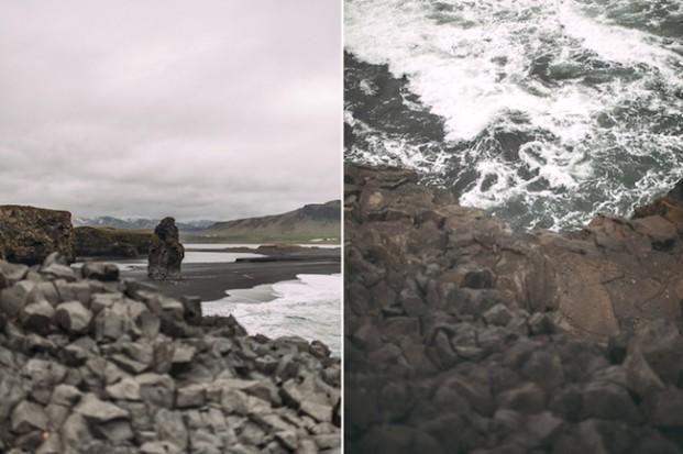 Pretty Days - Un renouvellement de voeux en Islande - La mariée aux pieds nus