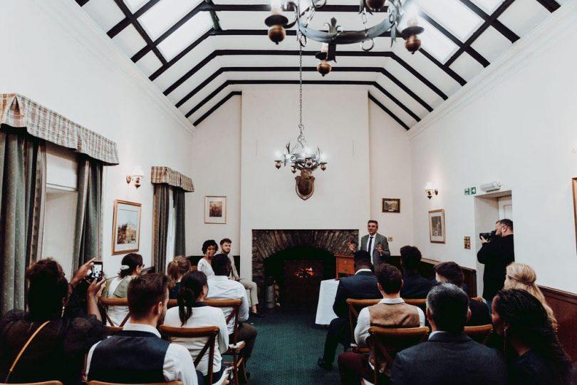 Un mariage en petit comité en Ecosse - Photos : Blossom and Co - Blog mariage : La mariée aux pieds nus