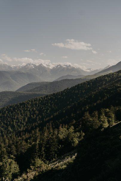 Un elopement dans les montagnes