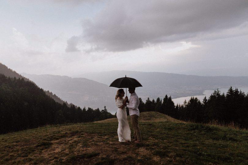 Une séance engagement au Lac d'Annecy