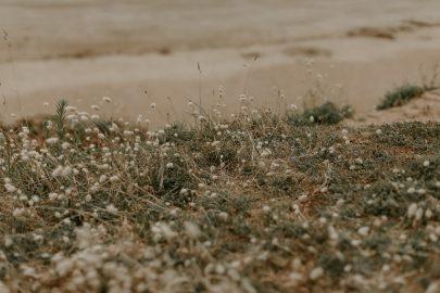 Une séance engagement sur la Côte Atlantique près de Noirmoutier - Photos : Mademoiselle Do - Blog mariage : La mariée aux pieds nus