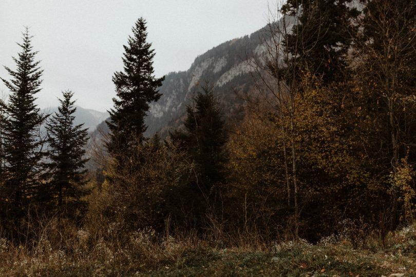Une séance engagement en Haute Savoie - Photos : La Boheme Photographie - Blog mariage : La mariée aux pieds nus