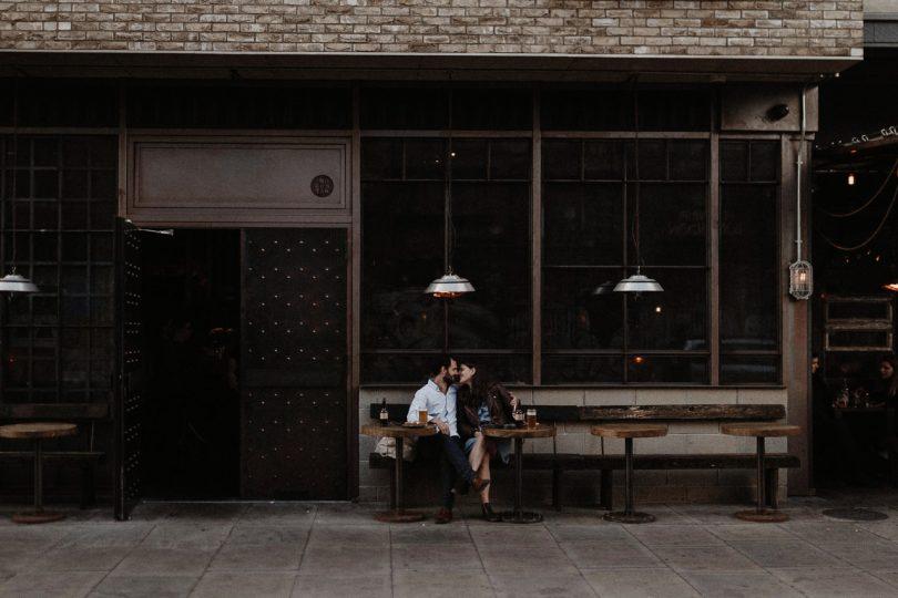 Une séance engagement à Londres - Photos : Baptiste Hauville - Blog mariage : La mariée aux pieds nus