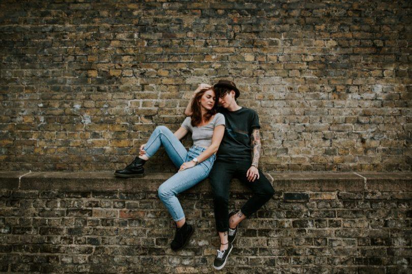 Une séance engagement à Londres : Photos : Coralie Lescieux - Blog mariage : La mariée aux pieds nus
