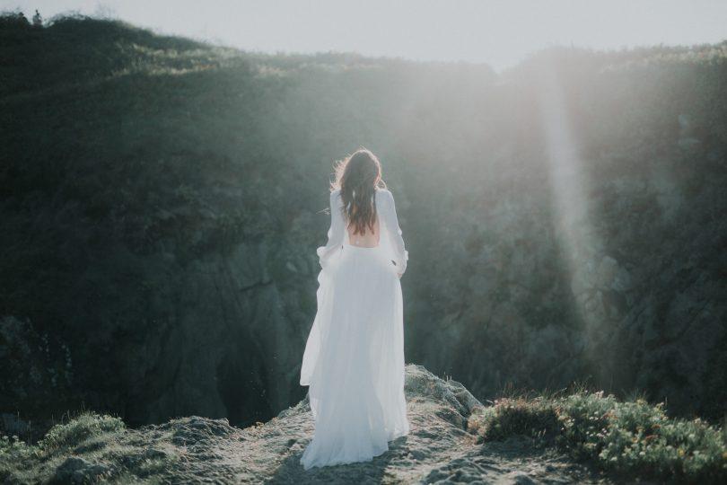 Etre soie meme - Robes de mariée - Photos : Cathy Marion - Blog mariage :: La mariée aux pieds nus