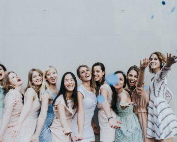 Organiser un enterrement de vie de jeune fille - La mariée aux pieds nus
