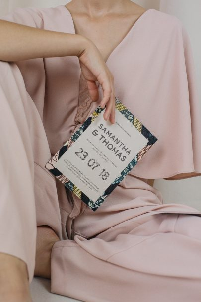 Ruban Collectif - Faire part de mariage - Blog mariage : La mariée aux pieds nus