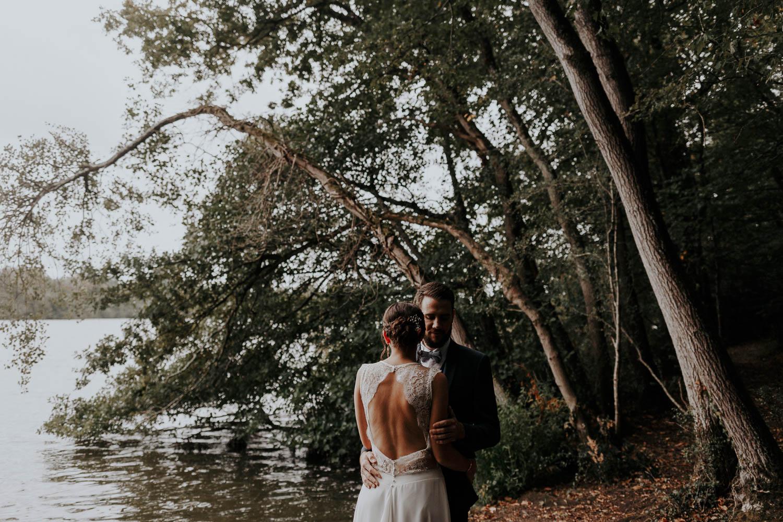 Flavie Nelly - Photographe Mariage - Blog mariage : La mariée aux pieds nus