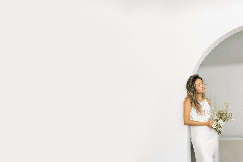 Incorporer des fleurs séchées dans la décoration de votre mariage - Blog mariage La mariée aux pieds nus
