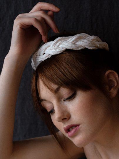 Florence Chardigny - Accessoires de mariée - Collection 2020 - Blog mariage : La mariée aux pieds nus