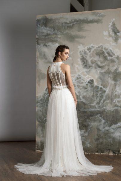 Géraldine Daulon - Robes de mariée - Collection 2020 - Blog mariage : La mariée aux pieds nus