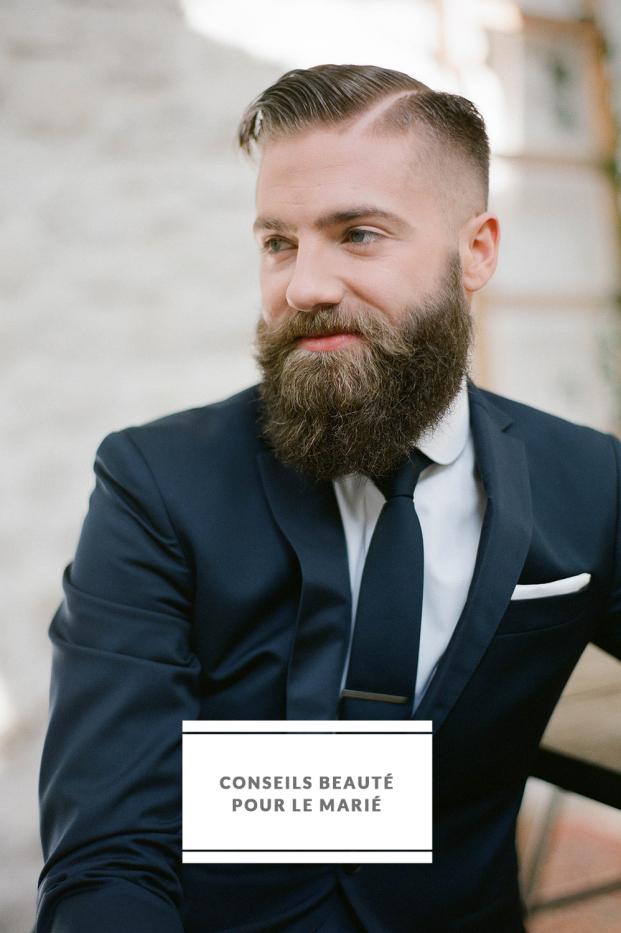 greg finck - conseils beaute pour le marie - la mariee aux pieds nus