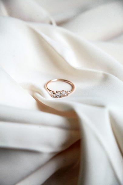 Héloïse et Abélard : joaillerie moderne et inspirée - Blog mariage : La mariée aux pieds nus