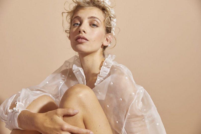 Tendance beauté : Le glow pour la mariée - Conseils beauté par Blanc Crème et Emilie Green - Blog mariage : La mariée aux pieds nus