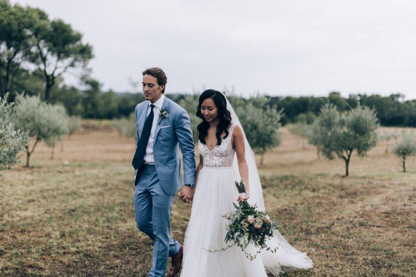 Portrait d'Ingrid Leapn - Photographe de mariage - Blog mariage : La mariée aux pieds nus