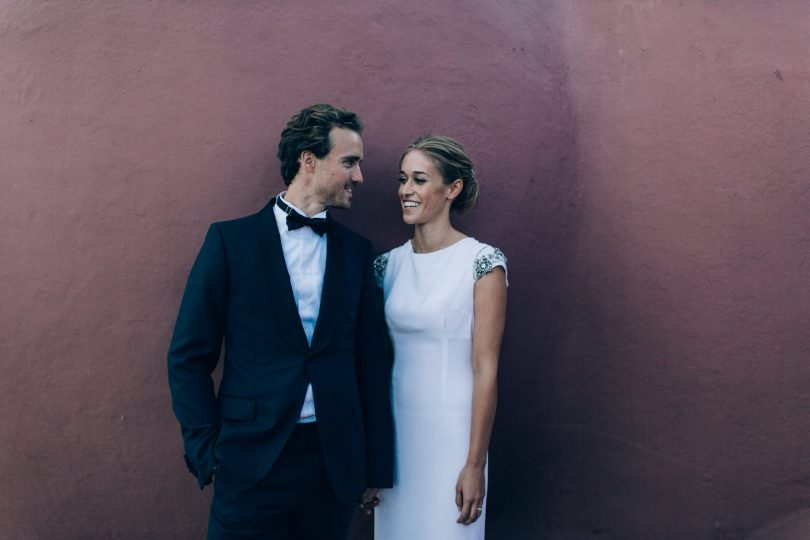 Portrait d'Ingrid Lepan - Photographe de mariage - Blog mariage : La mariée aux pieds nus