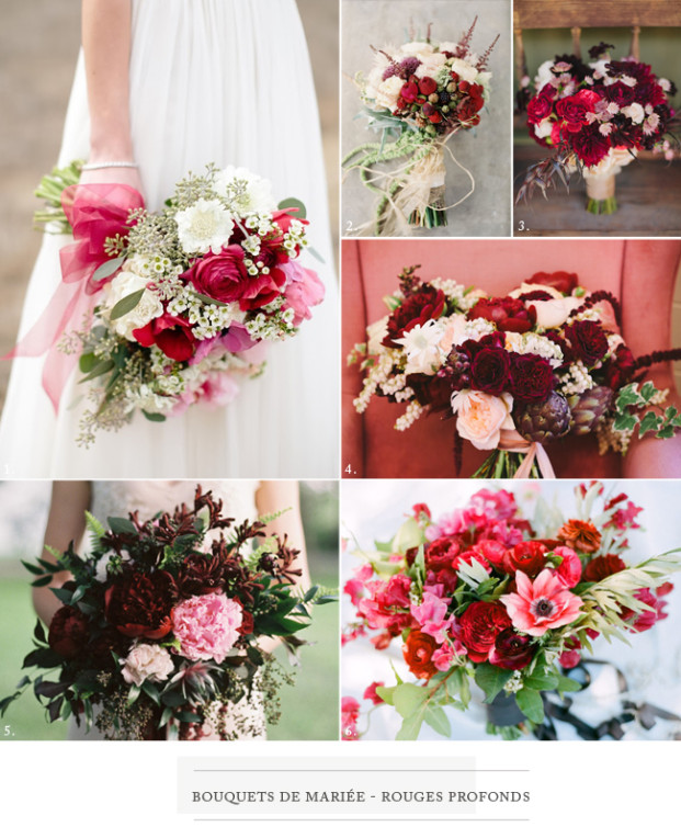 inspiration-bouquets-de-mariee-rouges-profonds