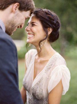 Jose Villa - 10 idees de chignons de mariee - La mariée aux pieds nus