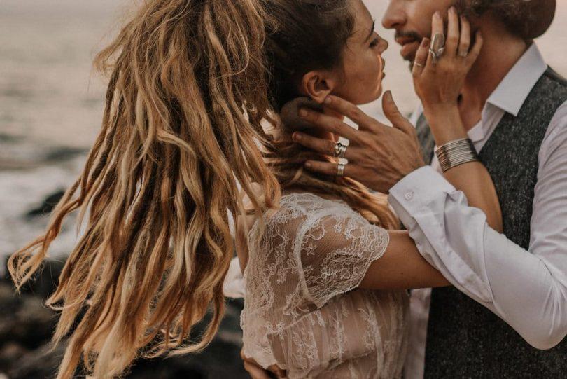 Une séance photo en couple à Goa en Inde - Photos : Julien Navarre - Blog mariage : La mariée aux pieds nus