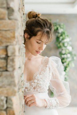 Kamélion Couture - Robes de mariées éco-responsables - Collection 2021 - Blog mariage : La mariée aux pieds nus