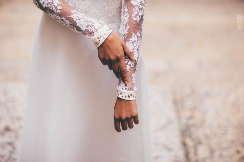 Caroline Quesnel - Robes de mariée - Lyon - Collection 2016 - La mariée aux pieds nus
