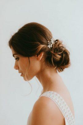 La chambre blanche - Accessoires de mariée - Collection 2018 - Photos : Vanessa Madec - Blog mariage : La mariée aux pieds nus