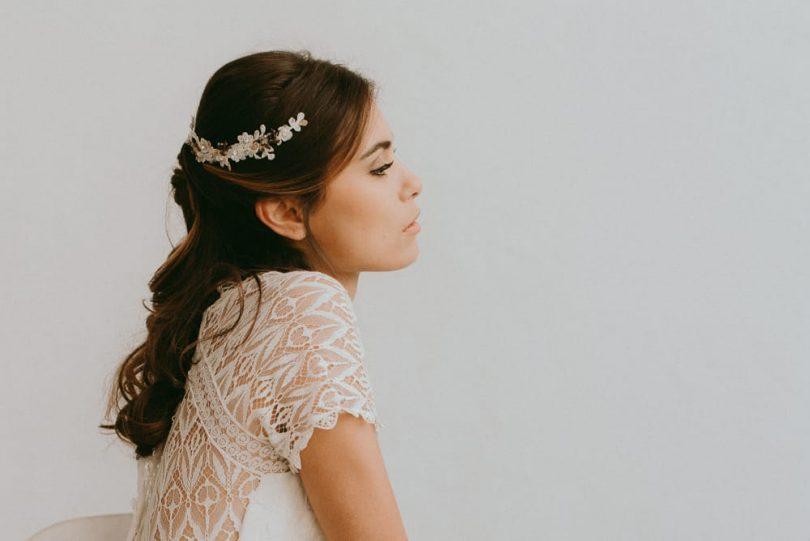 La chambre blanche - Accessoires de mariée - Collection 2018