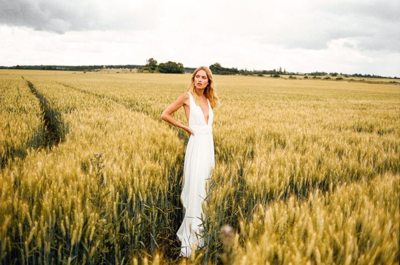 Donatelle Godart - Robes de mariée - Collection 2022 - Blog mariage : La mariée aux pieds nus