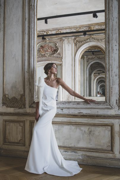 Victoire Vermeulen - Robes de mariée - Collection 2019 - La mariée aux pieds nus