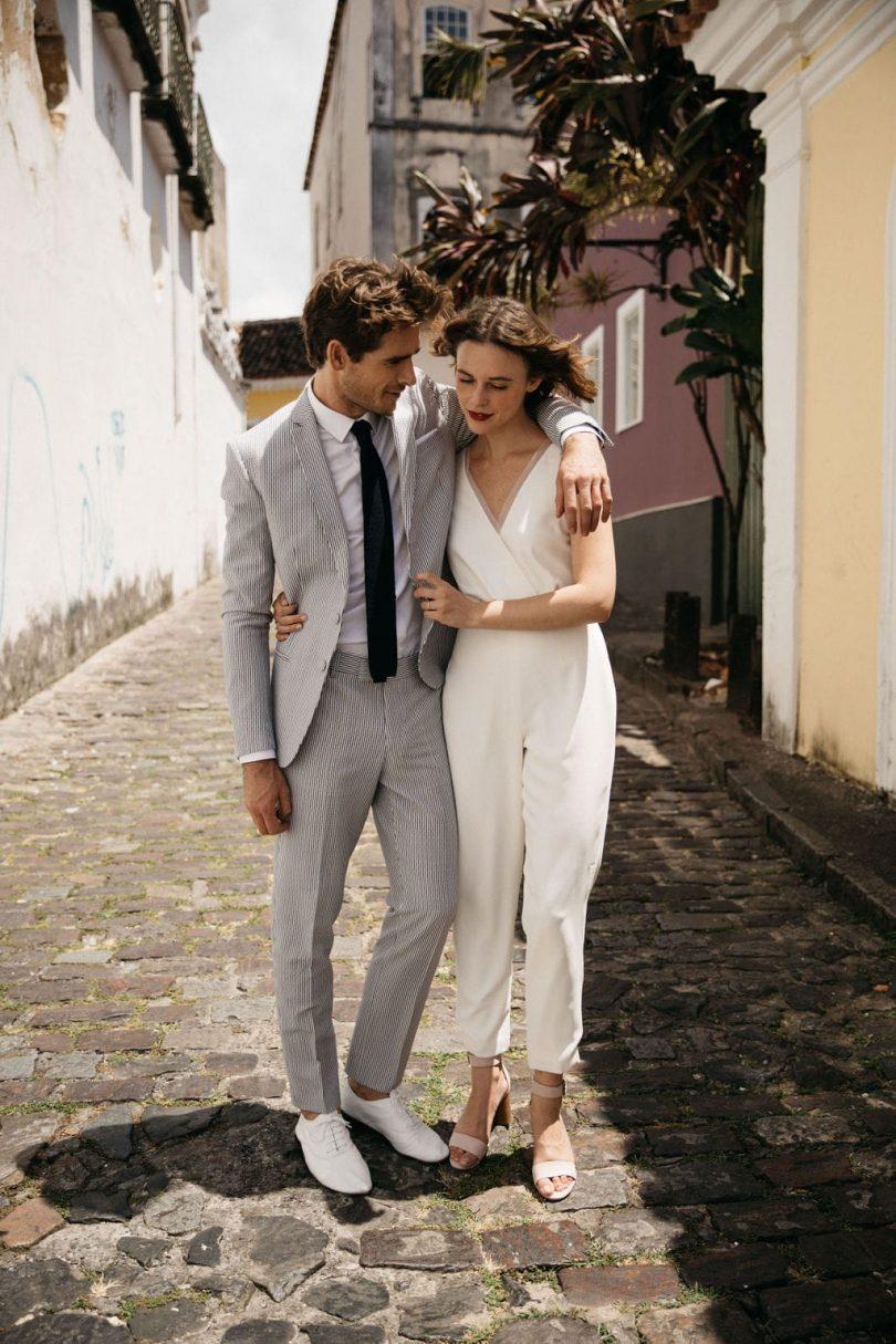 Faubourg Saint Sulpice - Photos : Lifestories Wedding Yann Audic - Blog mariage : La mariée aux pieds nus