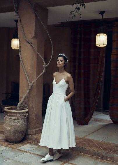 Laure de Sagazan - Robes de mariée - La mariée aux pieds nus