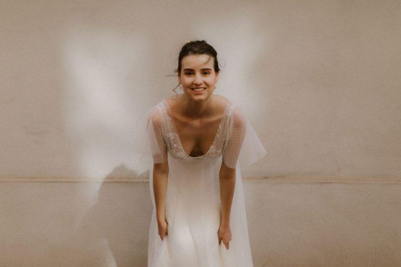 Atelier Swan - Robes de mariée - Collection 2021 - Photos : Julietta Photography - Blog mariage : La mariée aux pieds nus