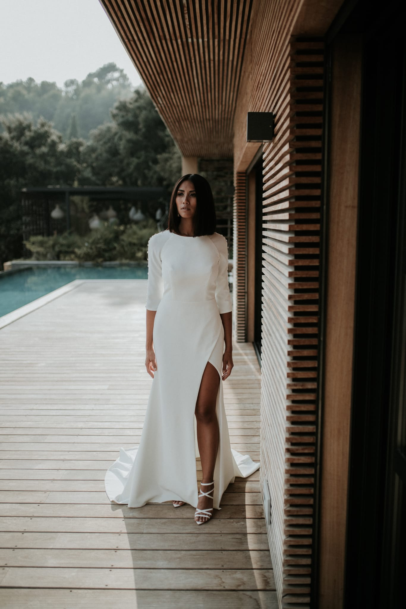 Manon Gontero - Robes de mariée - Collection 2020 - Photos : Soulpics