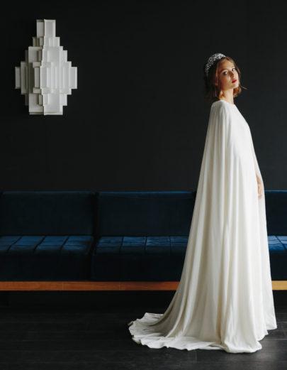 La mariée aux pieds nus - Maison Floret - Robes de mariée - Collection 2017 - Modèle : Chuck