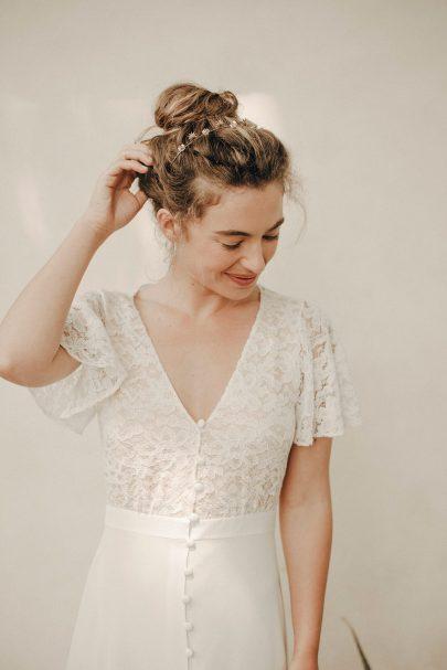 Jeanne Source - Robes de mariée - Collection 2019 - Blog mariage : La mariée aux pieds nus
