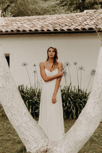 Lizeron - Accessoires de mariée - Collection 2019 - Photos : Baptiste Hauville - Blog mariage : La mariée aux pieds nus