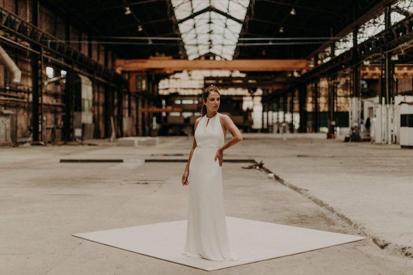 Camille Marguet - Robes de mariée - Collection 2021 - Photos : Baptiste Hauville - Blog mariage : La mariee aux pieds nus