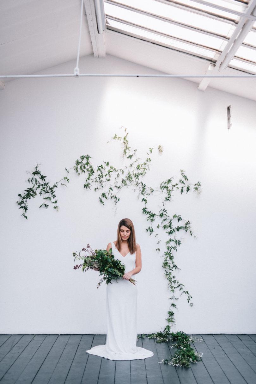 Comment profiter du moments des préparatifs de la mariée ? - La mariée aux pieds nus - Birchbox - Photo : Chloé Lapeyssonnie