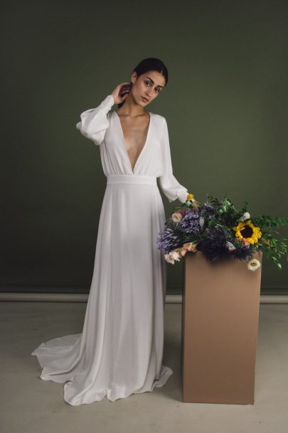 Blanche - Robes de mariée - Collection 2019