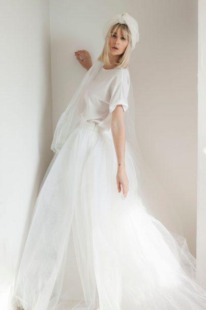 By Romance - Prêt à porter mariée - Collection 2020 - Blog mariage : La mariée aux pieds nus