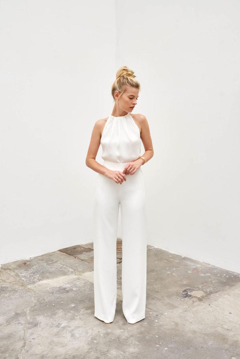 A découvrir sur le blog mariage www.lamarieeauxpiedsnus.com - Camille Marguet - Robes de mariée - Collection 2017 - Modele : Adonis et Jules